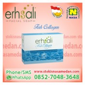 erhsali fish collagen soap