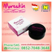 moreskin loose powder bright